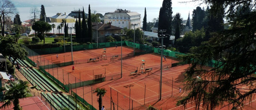 tenis u rijeci